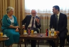 180 Years Of UK And Serbia Diplomatic Relations Marked In Kragujevac