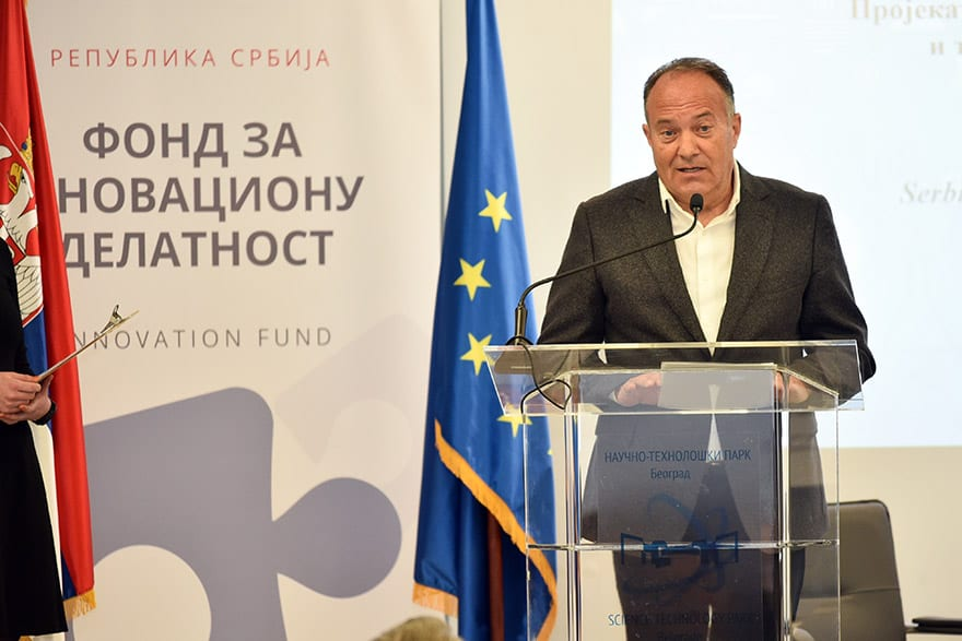 2.5 million euros for science, innovation and transfer of technology in Serbia (5)