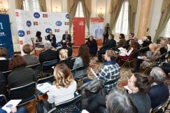 2019 cultural and economic program of the Italian Embassy presented