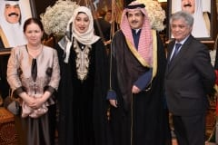 55th Anniversary of Kuwait's Independence Marked