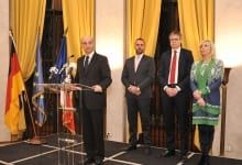 55th Anniversary Of The Élysée Treaty Commemorated
