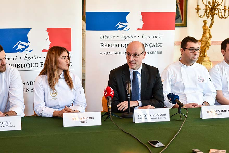 5th Good France to be held 18-24 March in 16 restaurants (8)