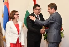 61st Anniversary Of Hungarian Revolution Marked
