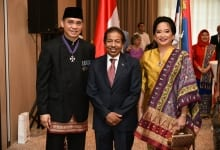 73rd Indonesia Independence Day Celebrated