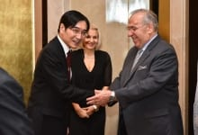 83rd Birthday of Japanese Emperor Akihito Celebrated