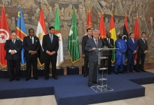 Africa Day Celebrated