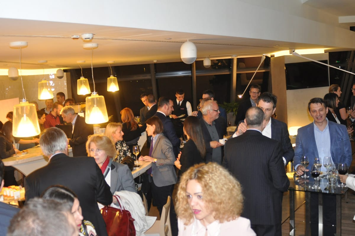 AHK Serbia - Members Dinner with Ana Brnabić