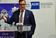 AHK Serbia - Members Dinner with Ana Brnabić