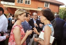 Ambassador Dittmann Holds Summer Reception