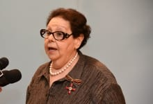 Ambassador Dittmann Hosts Reception In Honor Of Sonja Licht