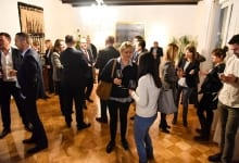 Ambassador Ikonen Hosts Thank You Reception
