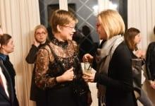Ambassador Ikonen Hosts Thank You Reception