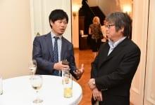 Ambassador Maruyama Hosts Business Networking Lunch