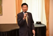Ambassador Maruyama Hosts Business Networking Lunch