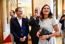 Ambassador Mondoloni Hosts Reception In Honour Of October Salon