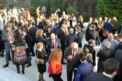 Ambassador Mondoloni Hosts Reception on the Occasion of the  Remembrance Day