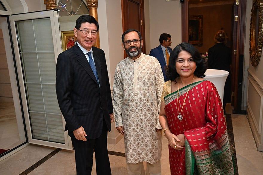 Ambassador-of-India-Host-Diwali-Celebration-3