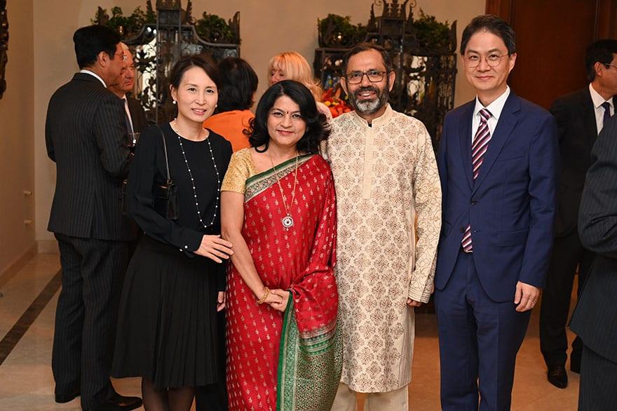 Ambassador-of-India-Host-Diwali-Celebration-4