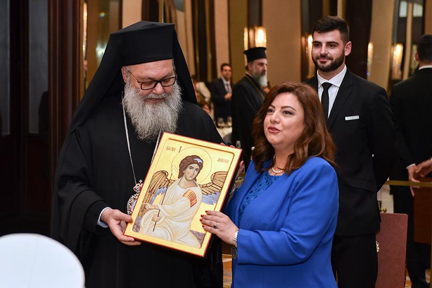 Ambassador of Lebanon Hosts Dinner Event