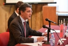 Ambassador Of Morocco Gives Lecture On Moroccan Foreign Policy