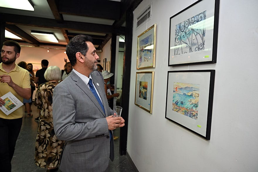 Embassy-of-Tunisia-host-exhibition-Mediterraneo-13