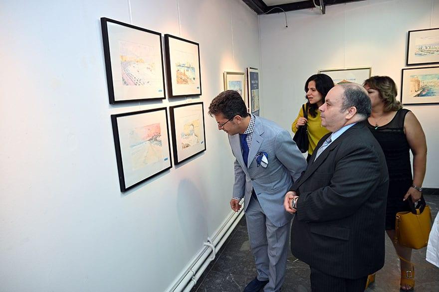 Embassy-of-Tunisia-host-exhibition-Mediterraneo-7