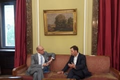 Ambassador to Become Honorary Citizen of Belgrade