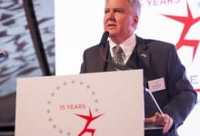 AmCham Celebrates 15 Years in Business