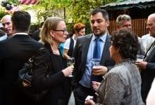 Ana Brnabić with Representatives of Dutch Companies