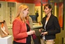 Art Exhibition At The Australian Embassy