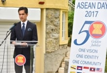 Asean Day 2017 Marked