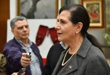 Australian Senator Concetta Fierravanti-Wells Visits Belgrade Exhibition