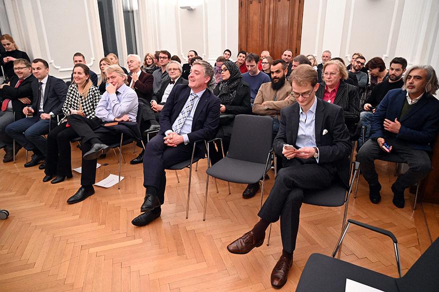 Austrian-Embassy-Hosts-'Archeology-Of-The-Modern-Era'-Event-3