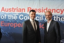 Austrian Embassy Hosts Event Marking Austria's Takeover Presidency Of The EU Council