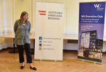 Austrian-Serbian Network Event Held At The Austrian Embassy
