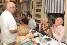 Belgian Serbian Business Association Host Farewell Dinner Party In Honor Of H.E. Leo D'aes