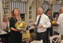 Belgian Serbian Business Association Host Farewell Dinner Party In Honor Of H.E. Leo D'aes