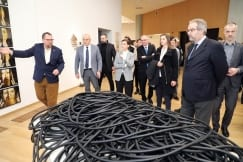 Belgrade Hosts The Exhibition of German Contemporary Art