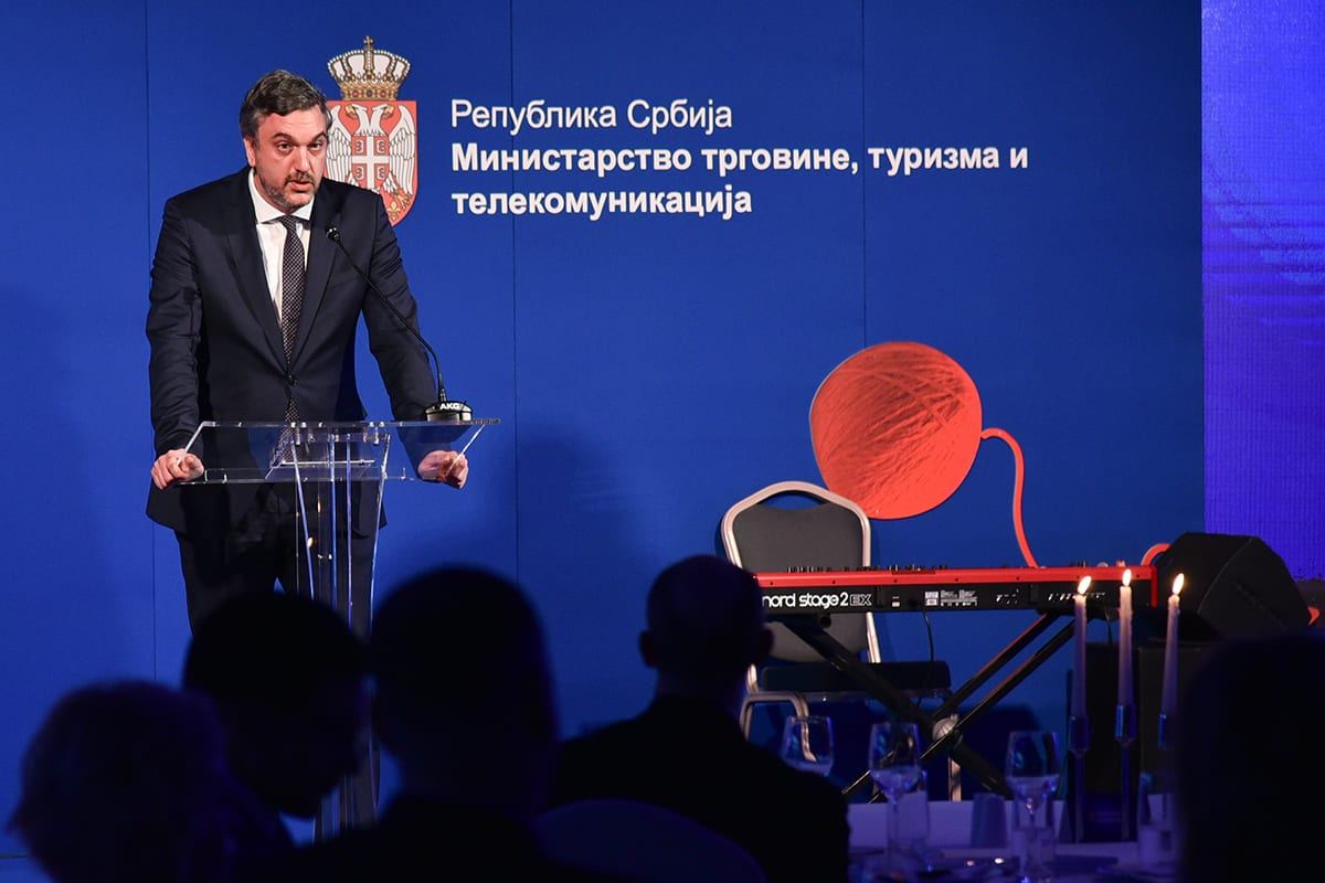 """""""Best Of Serbia 2017"""" Awards Granted"""