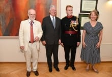 British Embassy Celebrates Queen Elizabeth's Birthday