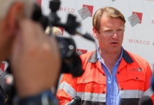 British Mineco Opens The First Metal Mine In BiH For 30 Years