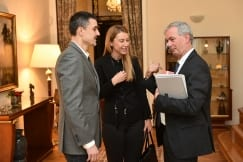 BSBA - The Embassy of Belgium End of Year Reception