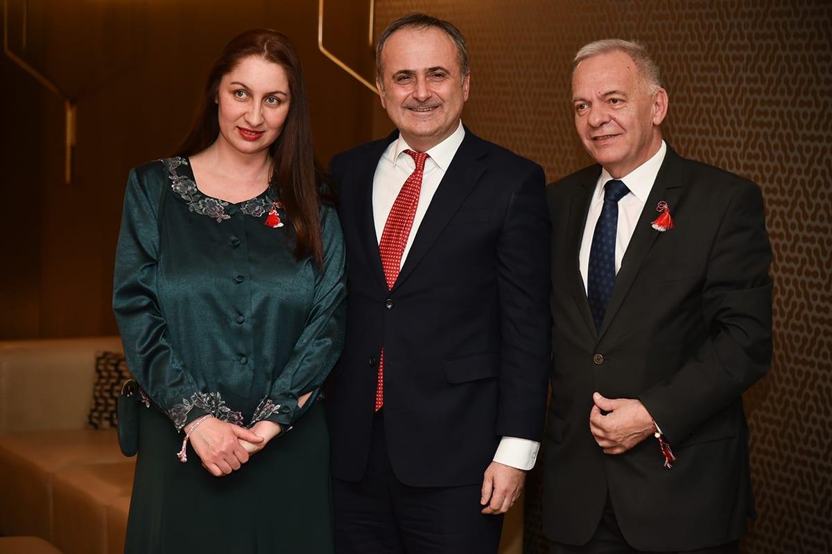 Bulgarian Embassy Celebrates National Day