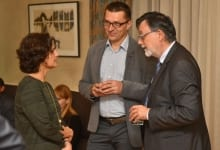Business Networking Reception at the Israeli Embassy