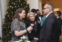 CANSEE Christmas Reception