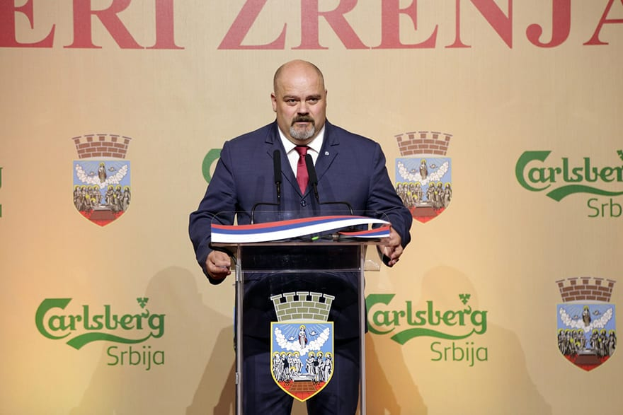 Carlsberg launches production of Zrenjanin beer