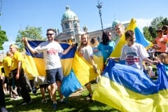 UKRAINE IS A TRADITIONAL PARTICIPANT OF THE MARATHON