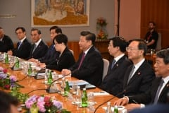 Chinese President Concludes Serbia Visit