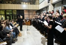 Christmas Concert At The Canadian Embassy