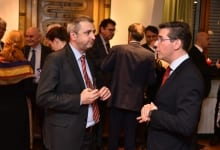 Christmas reception at the Embassy of Croatia